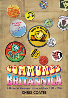 Cover image of Communes Britannica by Chris Coates