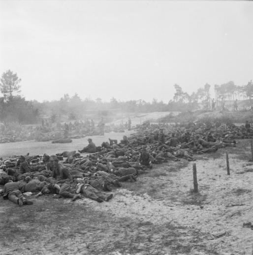 The Battle for Arnhem, old photo